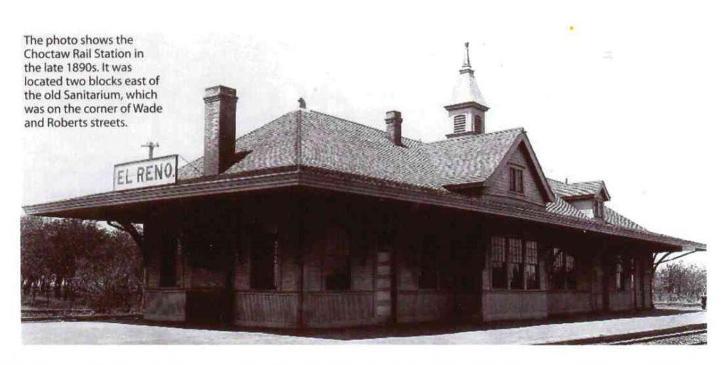 Choctaw Rail Station