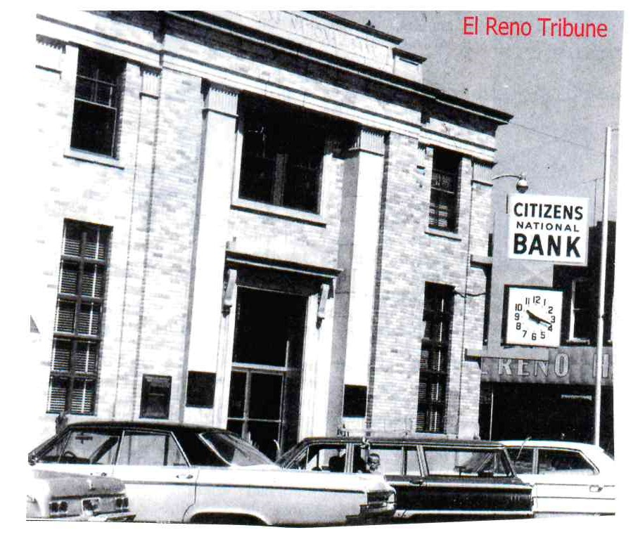 Citizens National Bank 1970s