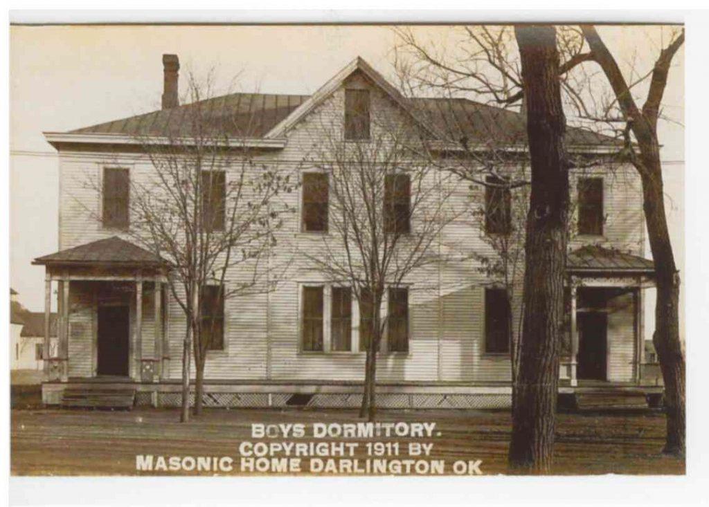 Darlington Boys Dormitory