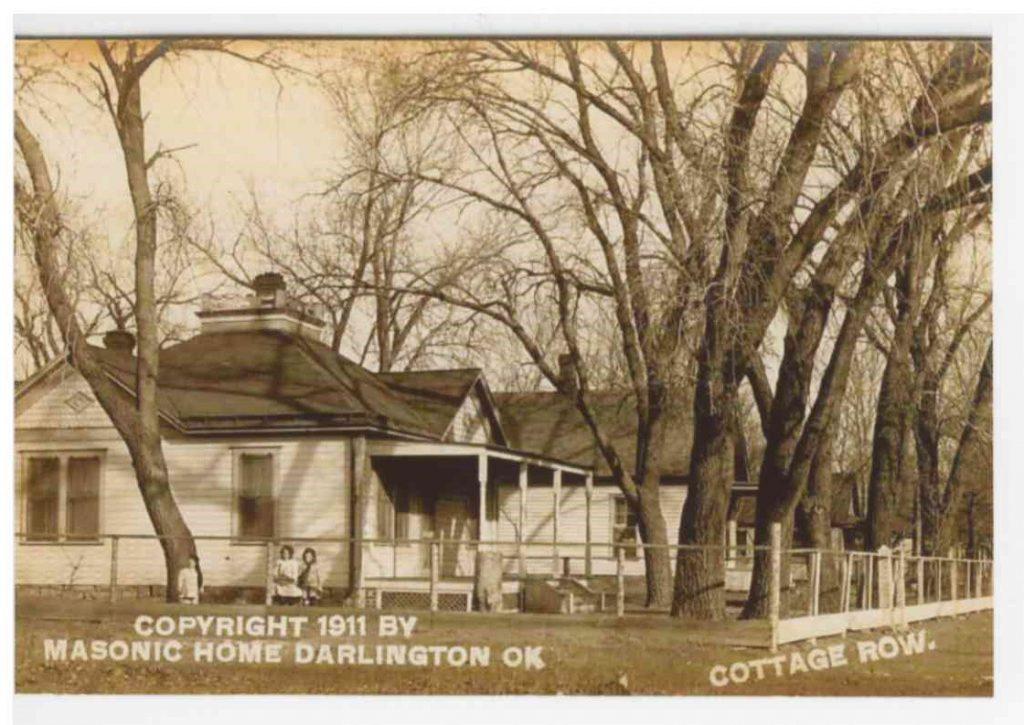 Darlington Cottage Row