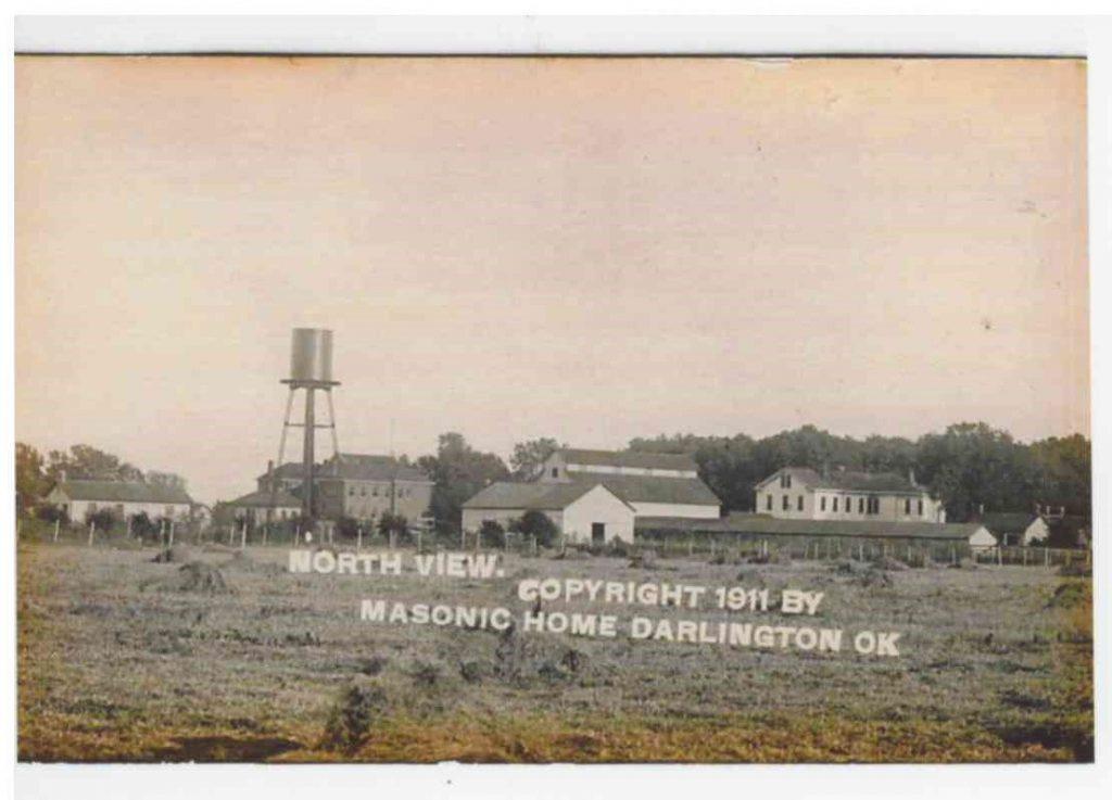 Darlington North View