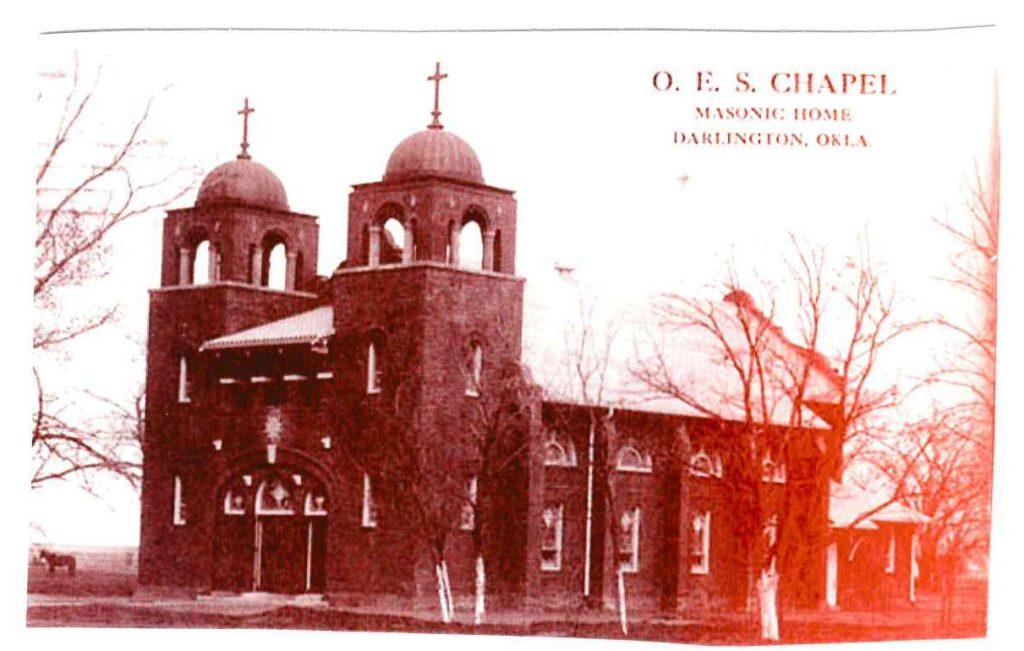 Darlington OES Chapel