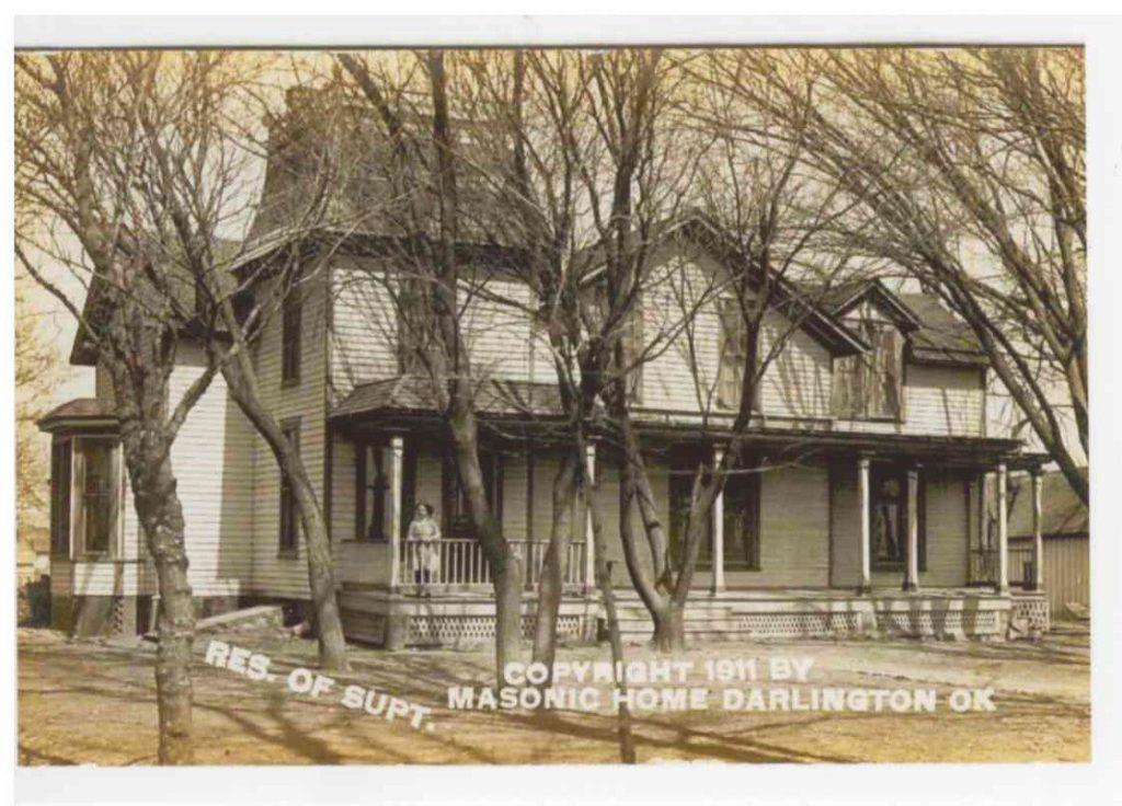 Darlington Superintendent Residence