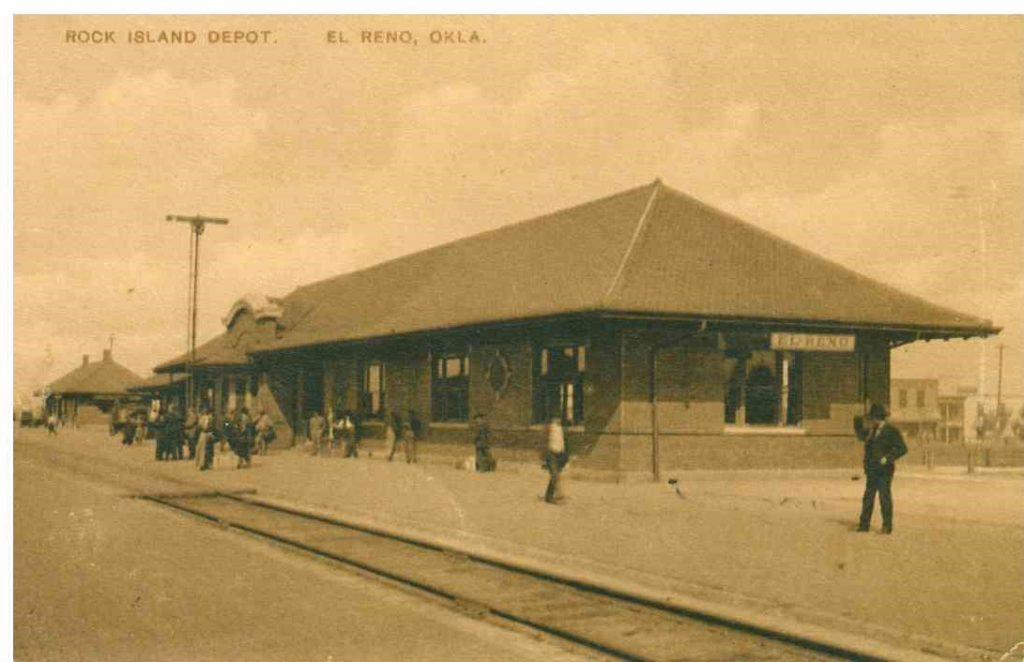 Depot Feb 19 1913