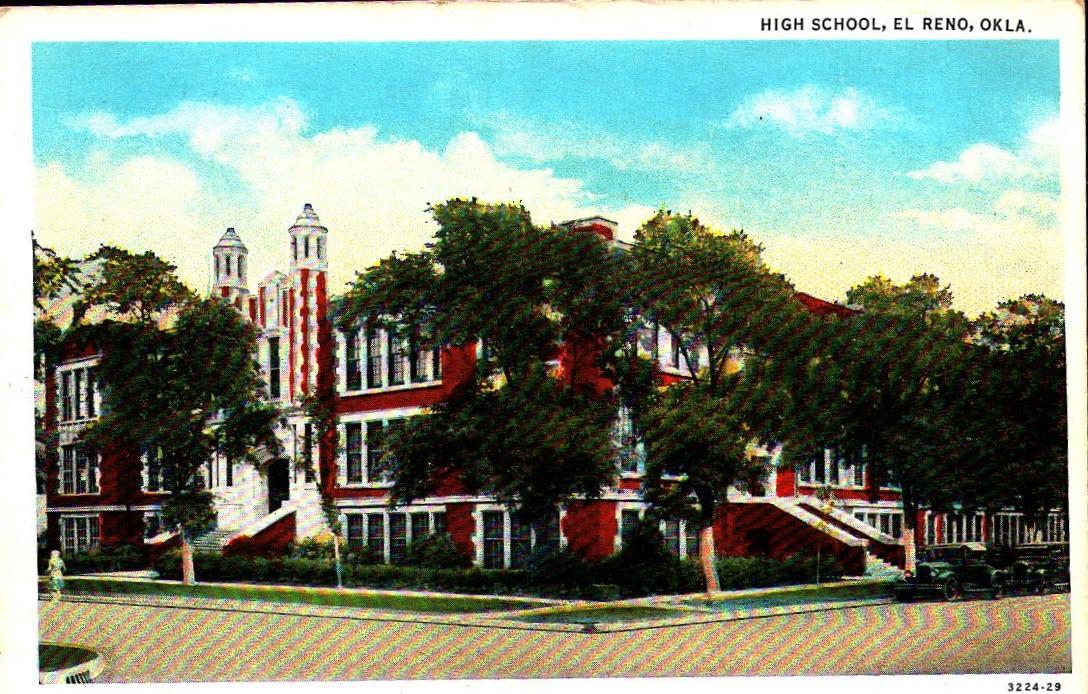 El Reno High School Tommy Neathery Collection