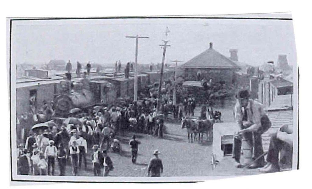 El Reno Land Lottery of 1901