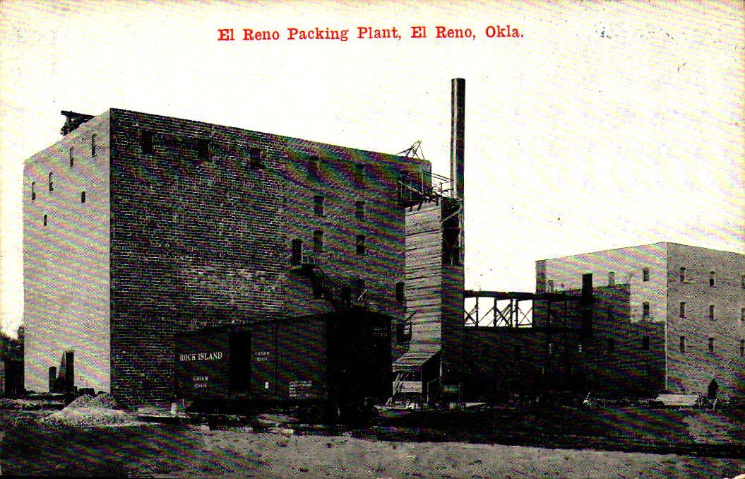 El Reno Packing Plant El Reno Tommy Neathery Collection