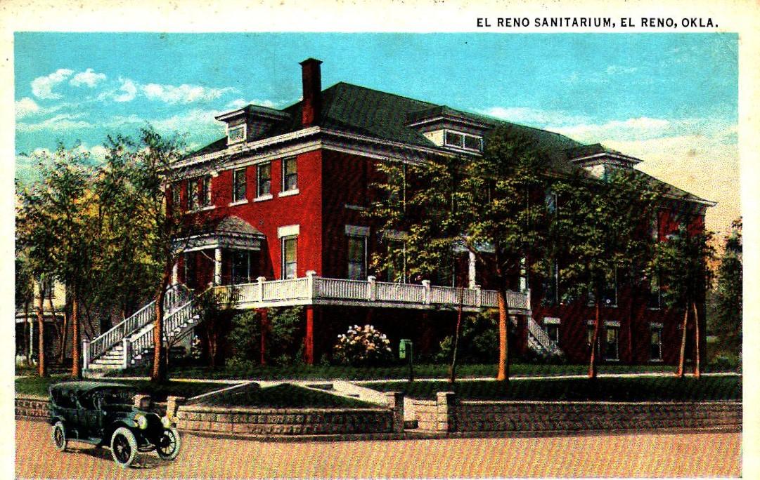 El Reno Sanitarium Tommy Neathery Collection