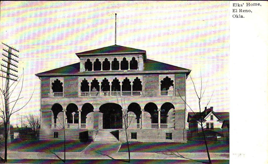 Elks Lodge El Reno Tommy Neathery Collection