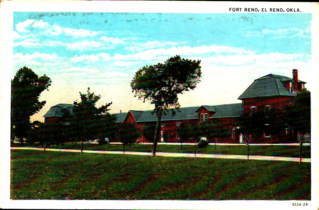 Fort Reno Commissary Tommy Neathery Collection