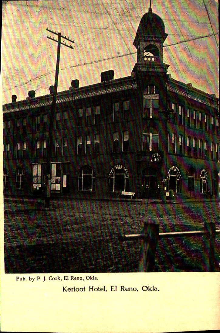 Kerfoot Hotel El Reno Tommy Neathery Collection