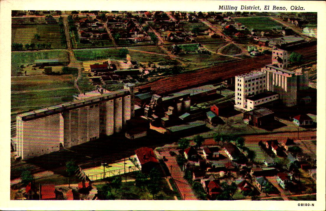 Milling District El Reno Tommy Neathery Collection