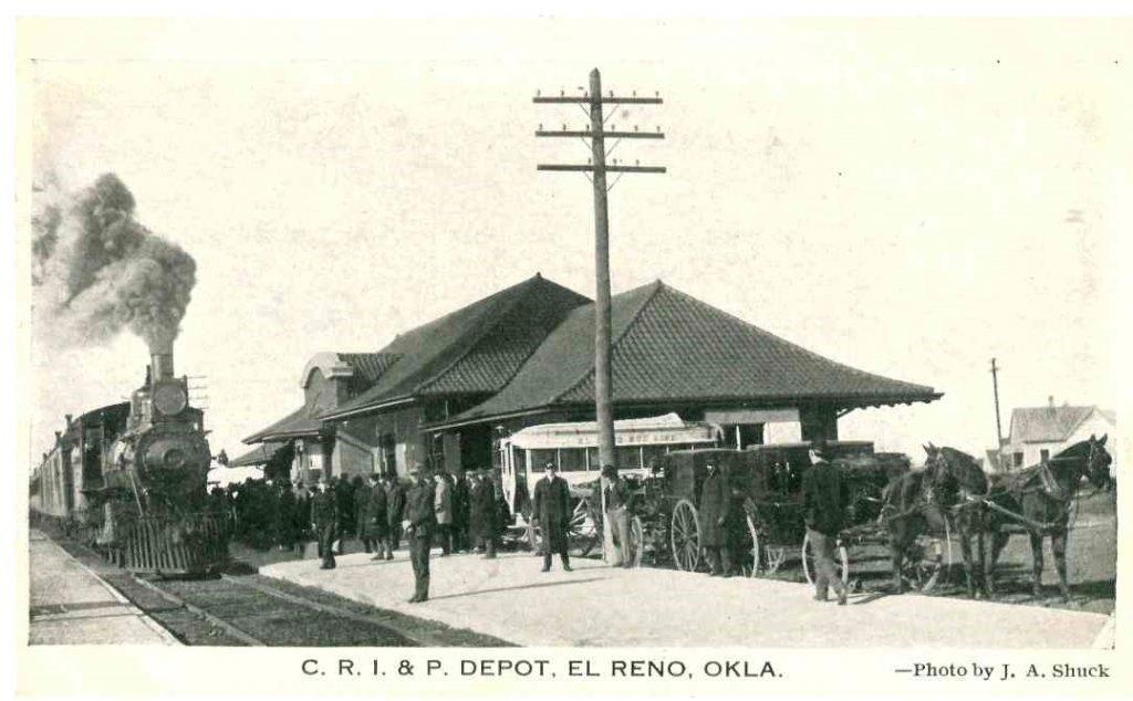 Rock Island Depot - First one