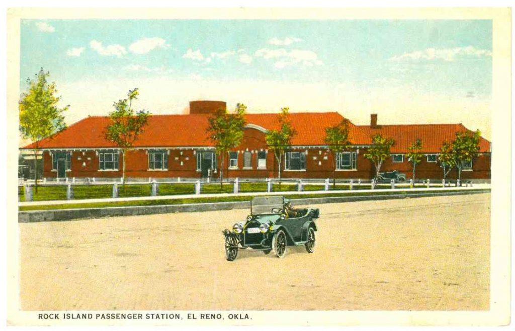 Rock Island Passenger Station