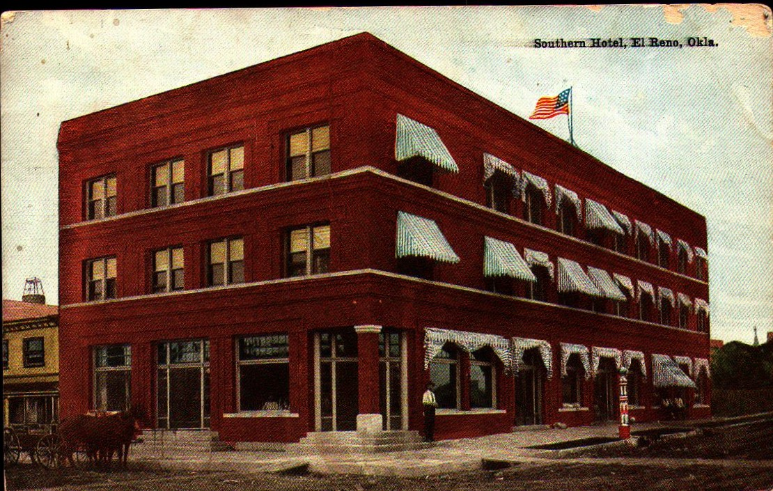 Southern Hotel El Reno Tommy Neathery Collection